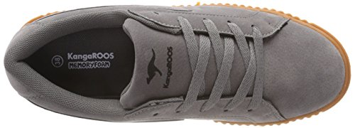 2005 Grigio Grey Kanpu steel Donna Kangaroos Sneaker zg6YAWZ