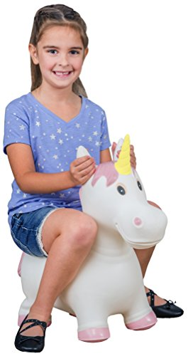Big Hopper - Unicorn by Big Country Farm Toys - Riding Toys and Unicorns