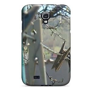 JamesPTaylor Fashion Protective Clothespin Case Cover For Galaxy S4