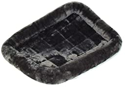 MidWest Quiet Time Pet Bed, Gray, 54\