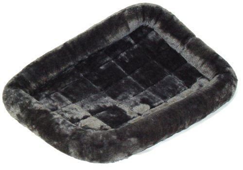 MidWest Quiet Time Pet Bed, Gray, 54