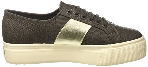 2790 pusnakew Superga Coffee Donna Brown Sneaker Marrone apAvAqP