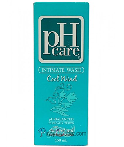 pH Care Intimate Wash Cold Wind with Active Cool 150ml
