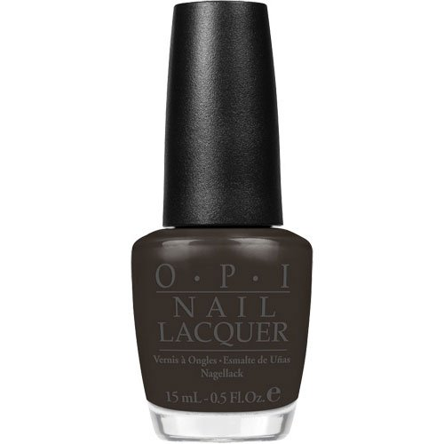 OPI Nail Lacquer, Touring America Collection, Get in the Expresso Lane, 0.5 Fluid Ounce