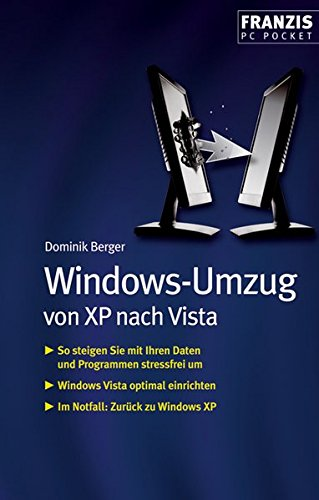 Windows Umzug von XP nach Vista (PC Pocket)