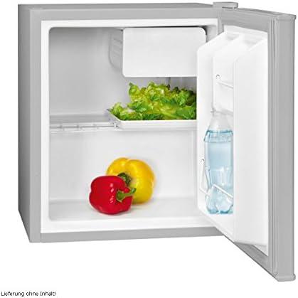 Bomann KB 389 Mini-Kühlschrank/A++/51 cm Höhe/84 kWh/Jahr/42 Liter Kühlteil/re arer Thermostat/Kühlmittel R600a