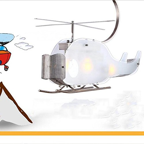 Helicopter Pendant Light in US - 1