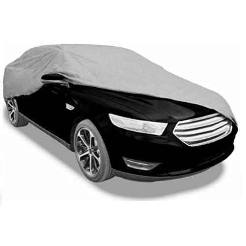 Garage saisons plein de voiture couverture de bâche, été, la pluie, la neige et la poussière, UV convient à Fiat Barchetta 80%OFF
