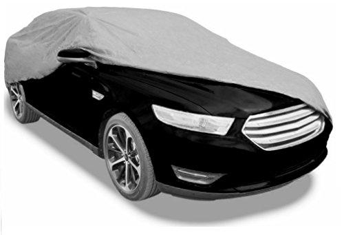 PKW Vollgarage Auto Abdeckung in der Größe M für Mittelklasse Wagen 430 x 160 x 120 cm