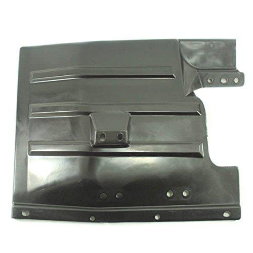 Single CAB 1995-2007 GUARD FOR MUD-FLAP FOR ISUZU NPR NQR NRR NPR-HD Passenger Side