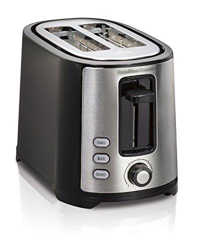 Hamilton Beach Extra Wide Slot 4 Slice Toaster: Hamilton Beach Beach Extra-Wide 2 Slice Slot Toaster