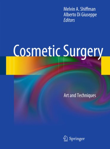 Cosmetic Surgery: Art and Techniques Pdf