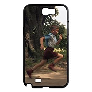 LABEXB Forrest Gump Phone Case For Samsung Galaxy Note 2 N7100 [Pattern-1]