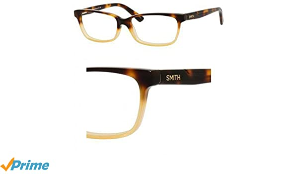 2e04cdb2ca80f Amazon.com  Eyeglasses Smith DAYDREAM 0G36 TORTISE SPLIT  Clothing