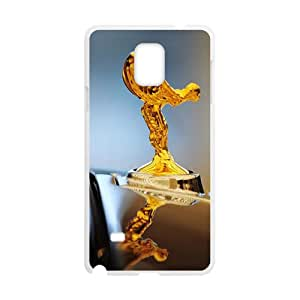 Rolls-Rayce sign fashion cell phone case for Samsung Galaxy Note4