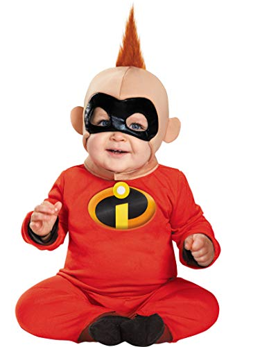 The Incredibles Baby Jack Jack Deluxe Costume