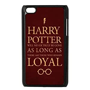 Danny Store Protective Hard PC Cover Case for iPod Touch 4, 4G (4th Generation), Harry Potter