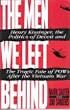 The Men We Left Behind, Mark A. Sauter and Jim Sanders, 1882605039