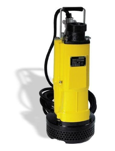PS3 1500 3in Submersible Pump 110V/60Hz by Wacker Neuson