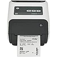 Zebra ZD420-HC Thermal Transfer Printer - Monochrome - Desktop - Label Print - 4.09 Print Width - 5.98 in/s Mono - 203 dpi - 256 MB - Bluetooth - Wireless LAN - USB - Roll (Certified Refurbished)
