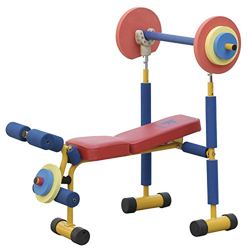 Family Games Little Moppet Workout Bench by Family Games (Image #1)