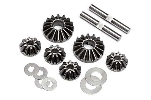 - HPI Racing 106717 Gear Differential Bevel Gear Set 10T/16T Savage XS