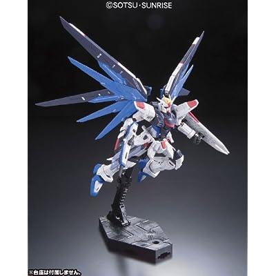 Bandai #05 Freedom Gundam 1/144 Real Grade: Toys & Games