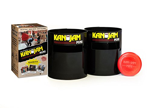 Kan Jam Tabletop Mini Disc Game by Kan-Jam