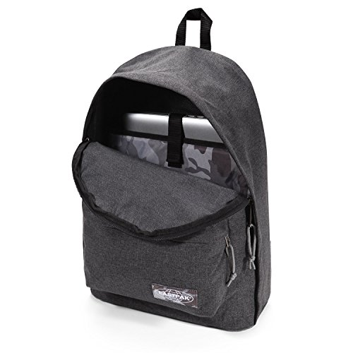 Eastpak Zaino EK767 Camof Anthracite Accessories in Pz 6U6qwdr5P