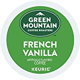 Green Mountain Coffee Roasters French Vanilla Keurig Single-Serve K-Cup pods, Light Roast Coffee, 72 Count
