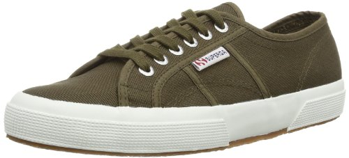 Military 595 Green Vert Superga Classic Baskets 2750 Mixte Cotu Adulte qPxBw8