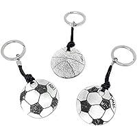 Llavero personalizado pelota, regalo entrenadores, futbol, básquet, tenis, regalo deportistas