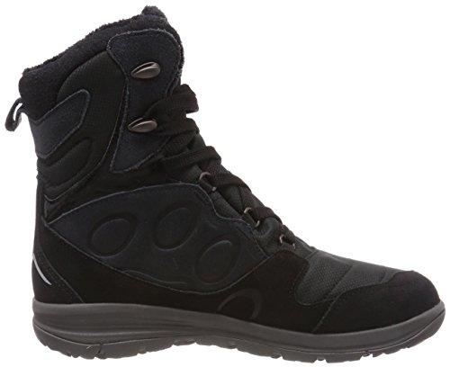 Jack Black Wolfskin Mujer Vancouver Rise Zapatos Negro Texapore para Senderismo High 6000 W de prpTqx