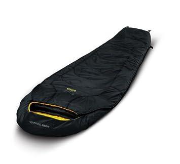 SALEWA Saco de Dormir Sigma Ultra Primaloft, 220 x 78 x 53, Negro/Amarillo: Amazon.es: Deportes y aire libre