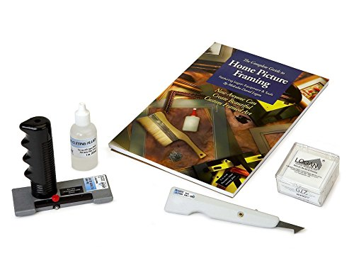 logan-712-mat-cutter-upgrade-kit-with-blades-glass-cutter-home-framing-guide-book-and-more