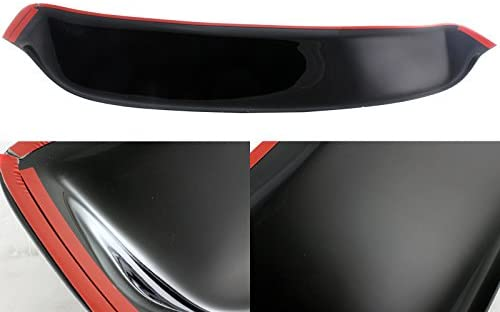Spoilers, Wings & Styling Kits EPARTS JDM Style ABS Black Tinted ...