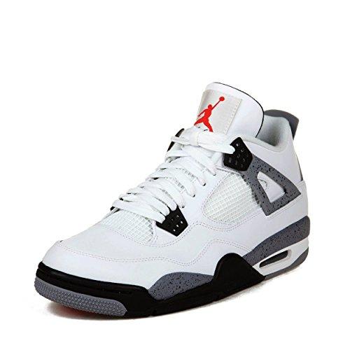 air jordan 4 white cement - 7