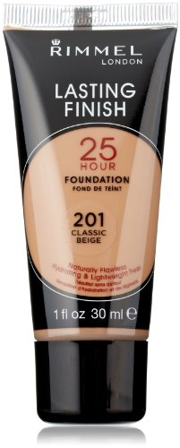 Rimmel Lasting Foundation Finish 25 час Liquid Классический бежевый