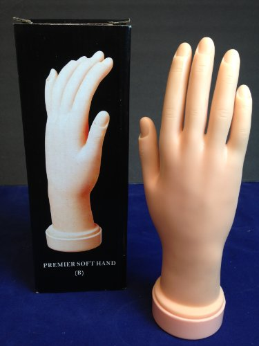 Beauticom Practice Flexible Mannequin Display