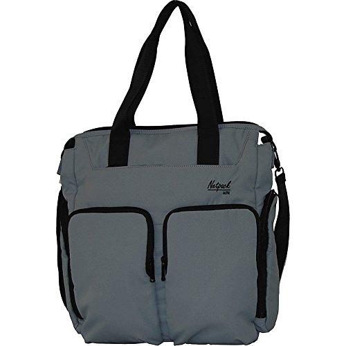 netpack-soft-lightweight-travel-organizer-tote-grey