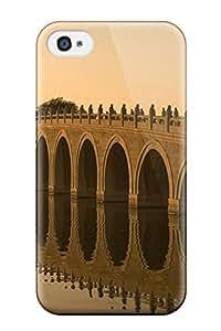 Kassia Jack Gutherman's Shop 3898782K69288948 Defender Case For Iphone 4/4s, Bridge Pattern