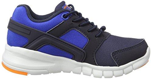 Gola Santo Toggle, Zapatillas de Deporte para Exterior Unisex Niños Azul (Navy/blue)