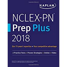 NCLEX-PN Prep Plus 2018: 2 Practice Tests + Proven Strategies + Online + Video