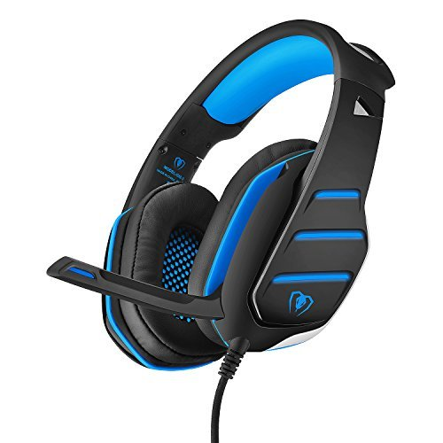 PC Gaming Headset 2017 TopBest Beexcellent GM-3 Wired Stereo