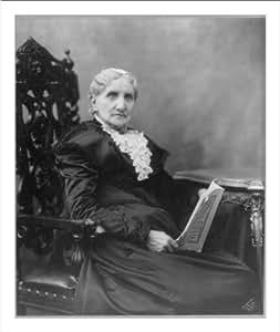 Historic Print (L): Mary Ashton Livermore, 1820-1905