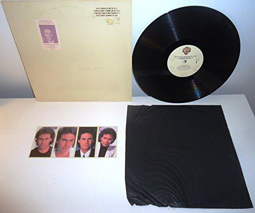 - Dennis Miller Off White Album Promo - Original Pre 1st First US Pressing Vinyl Record Promotional Release LP - Catalog # 1-25780 Warner Bros Records 1988 VG+/EX Very Rare