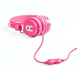 Chill Headphones for Kids & Adults - Most Comfortable, Durable, Affordable Wired Headphones - Volume Limit for Your Child's Ear Safety with Studio-Quality Sound - Lifetime Warranty