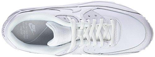 Air Damen Sneakers Wmns Weiß 90 Max 133 White White Nike White qF5CIF