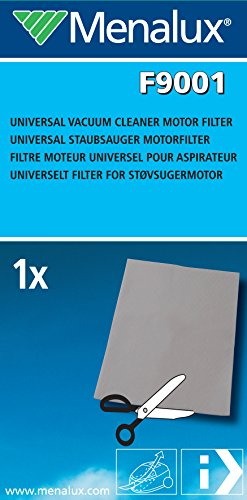 - Electrolux XF9001 X-Range Universal trimmable motor filter