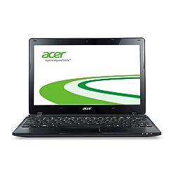 Acer Aspire One 725 11.6-inch Netbook (Black) - (AMD DC C70 1GHz, 2GB RAM, 320GB HDD, LAN, WLAN, Webcam, Integrated Graphics, Windows 8 64-Bit)